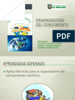 organizadoresdelconocimiento-110404230546-phpapp02
