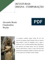 Escultura Grecia e Roma