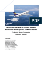 Aviation Economics