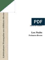 17869 Musset a de Les Nuits Poemes Divers