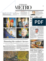 Honoring the nation's heroes (The Washington Post)