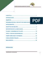 """FABRICACION DE  UN """"PROBADOR DE REGULADORES DE VOLTAJE"""""""