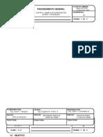 AL-03 Control y Manejo de Materiales de Soldadura