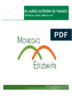 Presentacion Programa de Movilidad