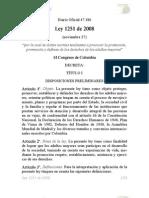 Ley-1251-de-2008
