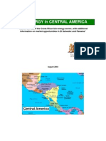 Costa Rica_Central America_Bio-Energy Markets