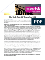 COP17 Daily Tck 12 10/Dec