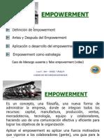 Empowerment Rh