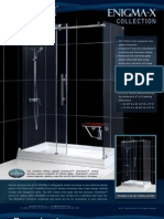 Dream Line Showers Shower Doors Enigma-X