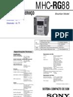 MHC-RG88 ver. 1.2