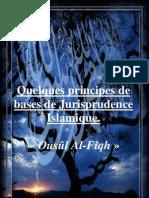 Quelques Principes de Bases de Jurisprudence Islamique