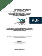 Diseñar un Plan de Gestion Ambiental (CORREGIDO) DUBRASKA CENTENO 123