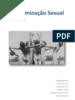 Discriminação Sexual - Bárbara Roque no6 e Patrícia Oliveira no23