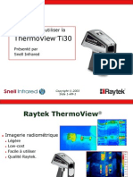 Caméra Infrarouge ThermoView Ti30