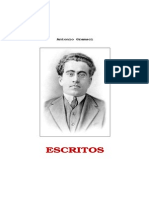 Antonio Gramsci Escritos