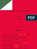 El romance de Fonte Frida