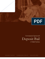 Deposit Bail Booklet