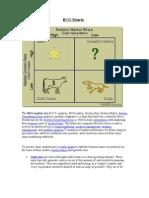BCG & Ansoff_Model