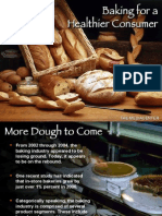 Bakery Industry Info