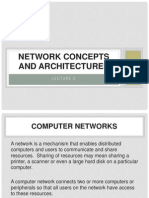 02a - Lec 2 - Network Concepts and Architectures
