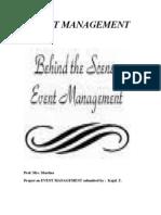 Final Copy of Event Management