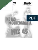RPM 45 ® - Notas Coreográficas