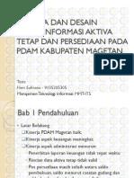 ITS Master 14666 Presentation PDF
