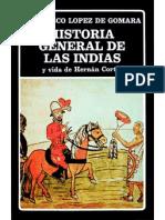 Cronica Fco Lopez de Gomra