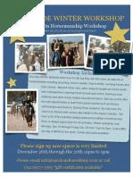2011 Sarabande Academy Tucson Winter Horsemanship Workshop