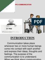 PRADEEP'S_ Communication