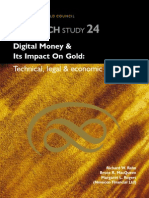 Digital Money & Its Impact on Gold
