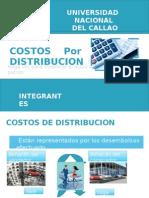 Costos Por Distribucion