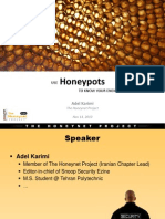 Use Honeypots to KYE