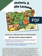 Lenguaje y Comunicación en Wittgenstein  - Scholaris 6