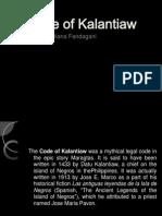 Code of Kalantiaw