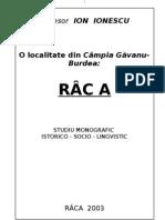 MONOGRAFIA COMUNEI R|CA