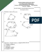 Mat UTFRS 22. Poligonos Exercicios