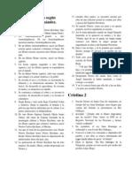 El Evangelio según Cristina Fernández