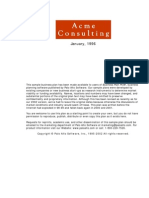 Acme Consulting