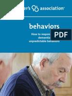 Brochure Behaviors