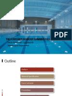 Presentasi korosi 2011-Corrosion Indoor Swimming Pool