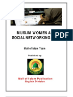 Muslim Women and Social Networking