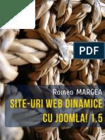Site-Uri Web Dinamice Cu Joomla! 1.5