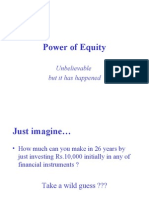 Power of Equity