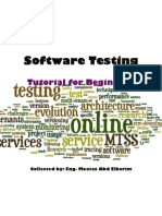 Software Testing for Beginners