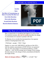 10.Hafta Chemical Kinetics
