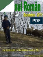 Revista Taranul Roman Nr.28, Decembrie 2011