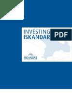 Investing in Iskandar