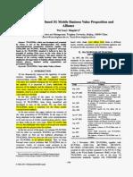 2005 TD-SCDMA (3G)Value Chain