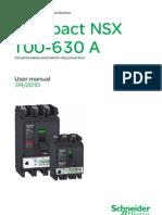 Nsx 100-630 User Manual